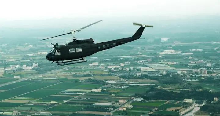台湾赠洪都拉斯直升机发生坠机意外,4人送医
