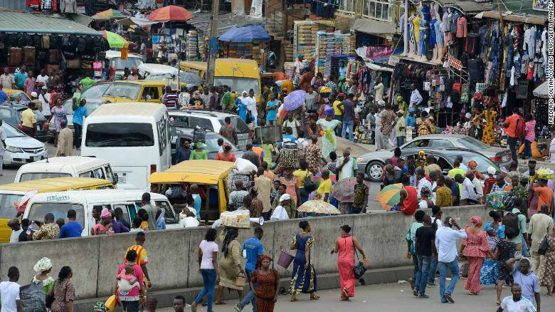 世界人口将在2064年达到峰值97亿