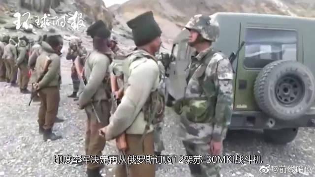 印媒吹苏-30MKI强过中国苏-30MK2……