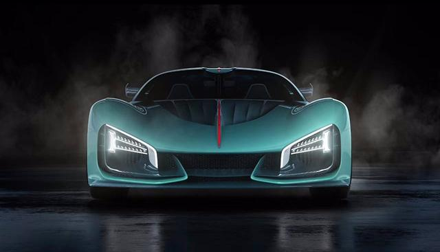百公里加速1.9秒/售价或超千万元 红旗S9于2020年底发布