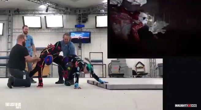 顽皮狗首席动画师Jeremy Yates在推特上公布了《最后生还者2》的