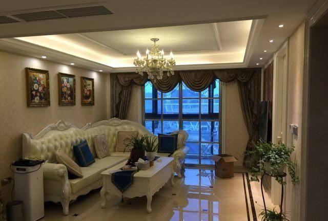 欧式新房装修完工入住家具都是买现成样品性价比真的很高