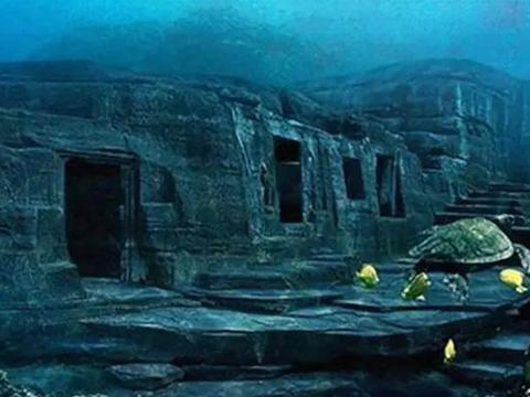 太平洋海底发现金字塔,规模宏大,直径是胡夫金字塔的100倍