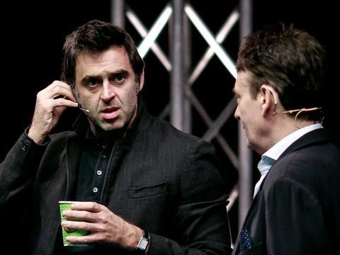 奥沙利文:艾伯顿5分30秒12分让我记忆深刻,我建议给他颁奖!