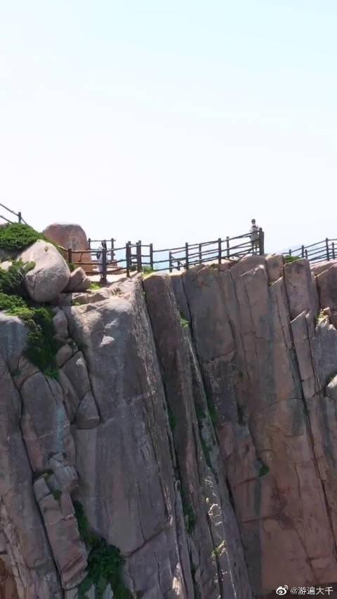"""东崖绝壁:舟山群岛的最东边,这才是真正的""""天涯海角"""""""