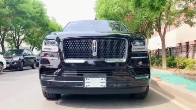 视频:林肯领航员这种大型SUV很多人都会喜欢吧