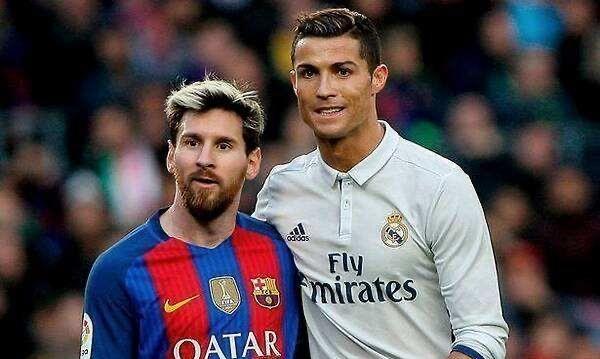 梅西和C罗都是足坛巨星,C罗真的比梅西强吗