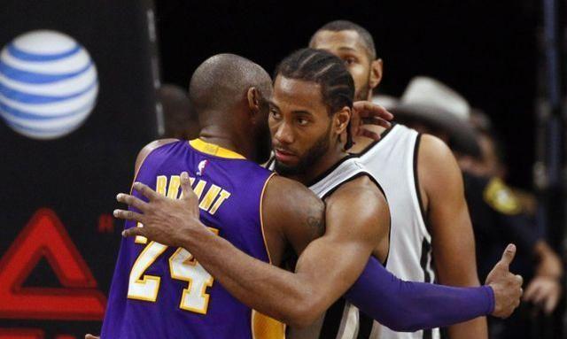 贝弗利:科比确是NBA最巨大球员 因为某些原因人们不喜爱这么说