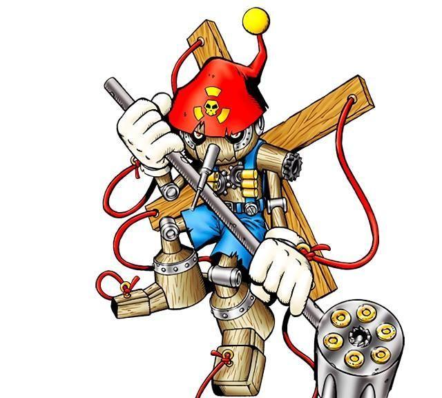 数码宝贝:木偶兽再进化是谁?古代10斗士之一,实力强劲