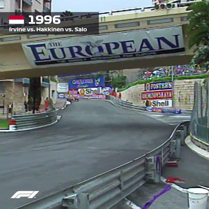 1996年F1摩纳哥站事故