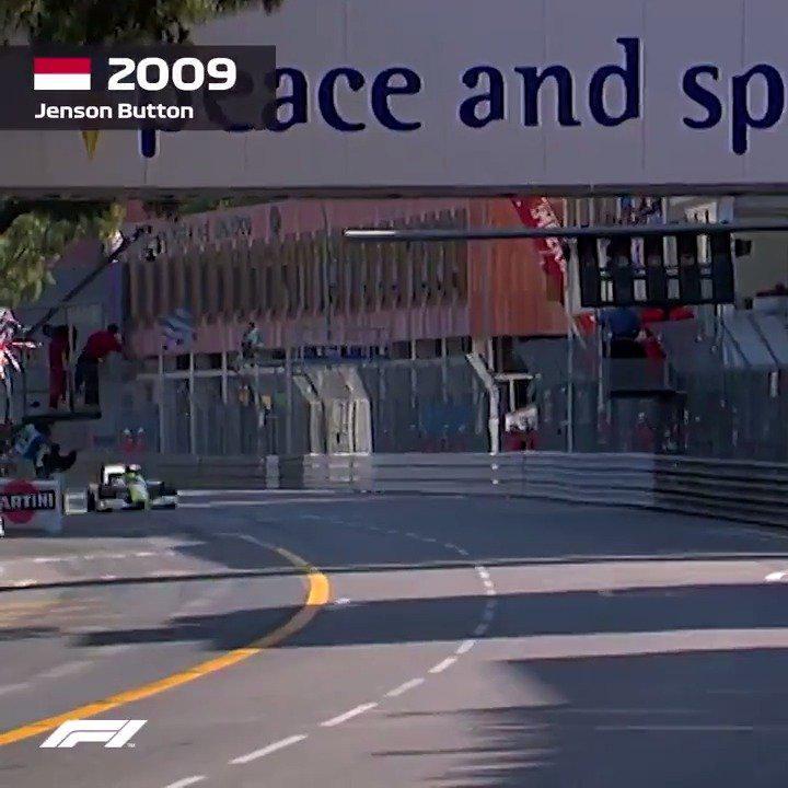 """2009年F1摩纳哥站:巴顿夺冠后戏剧""""错误"""""""