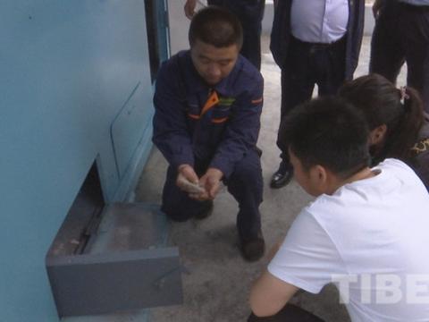 西藏昌都市首台磁脉冲矿化生活垃圾处理设备落户察雅