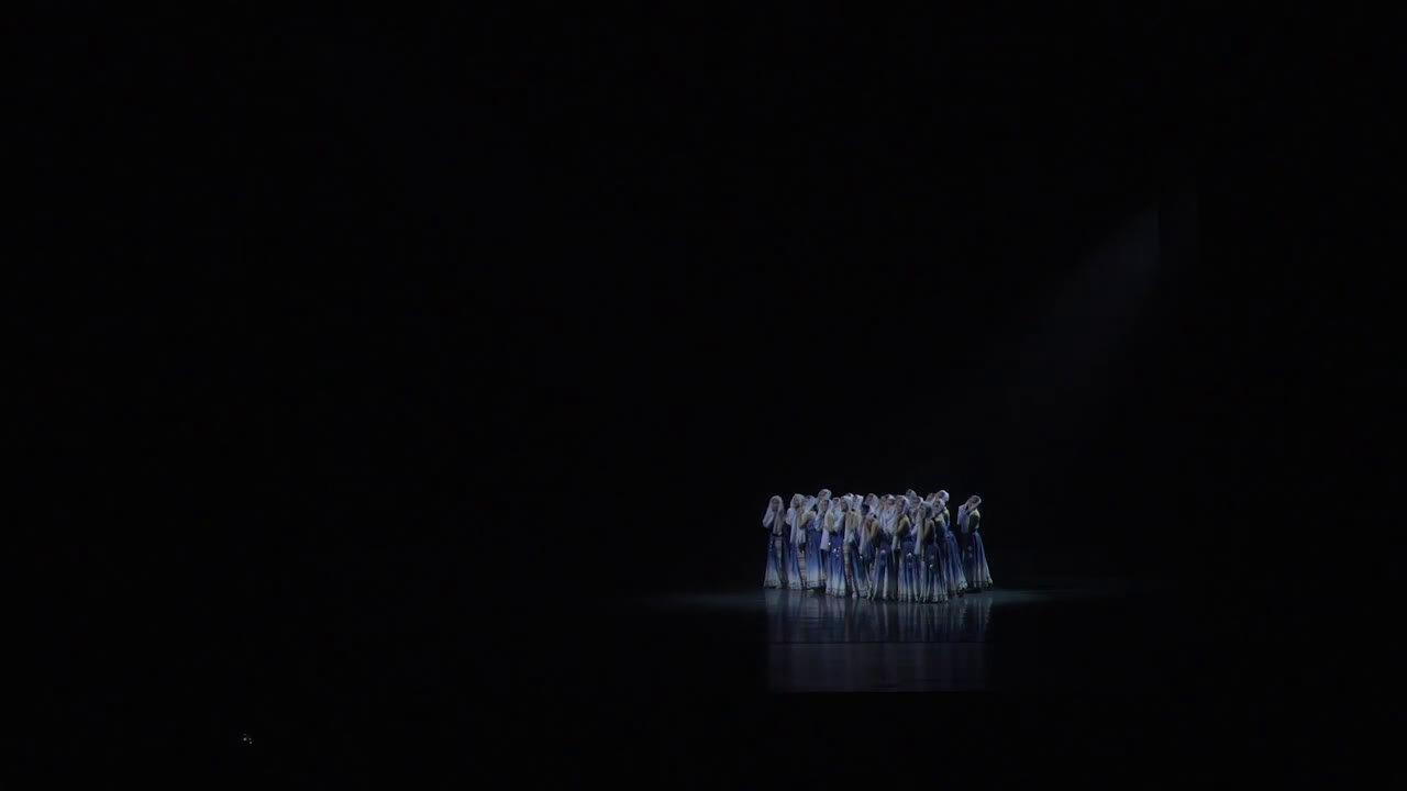 """""""朝夕""""——南京艺术学院舞蹈学院 2020届中国民族民间舞表演专"""