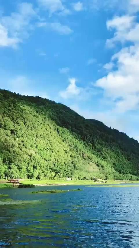 云南腾冲北海湿地,是云南省内唯一的一个国家级湿地保护区