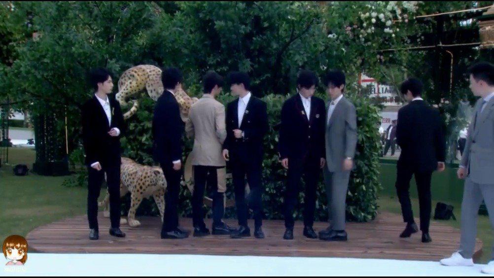 时代少年团 红毯+后台拍照完整版(5分钟) 马嘉祺、丁程鑫、宋亚