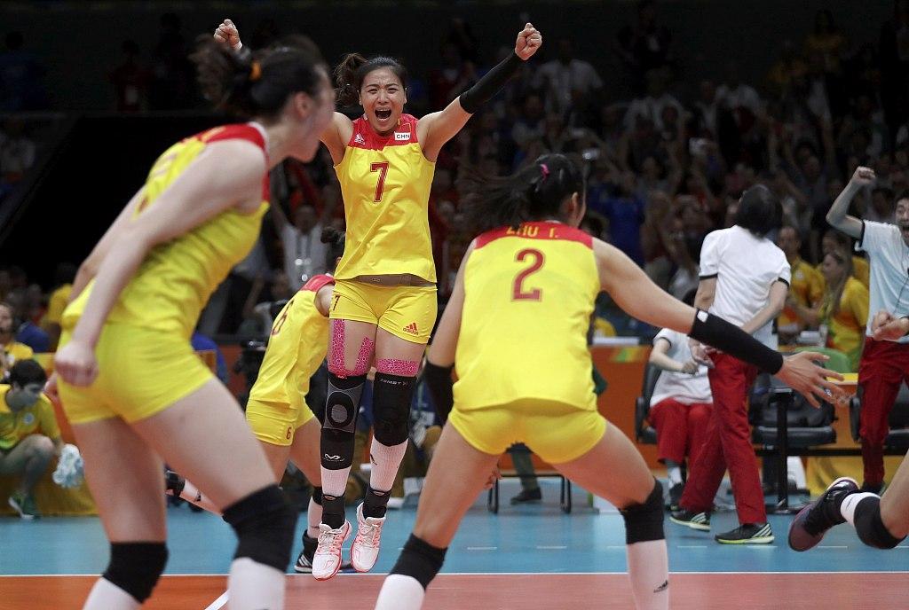 中国女排传喜讯:奥运会赛程正式敲定
