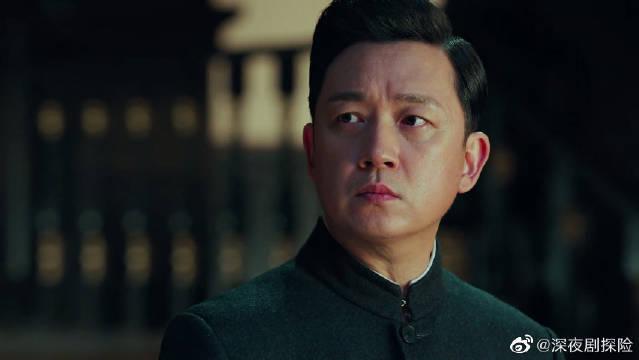 沈柏年让沈林顾念兄弟情谊 并让沈林打电话给叶局长 本是同根生……