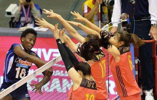 中国女排传喜讯:奥运会路程正式敲定,逝世之组秒变上上签