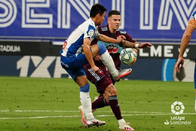 """武磊""""为难""""最终一战!第75分钟离别西甲,西班牙人对手保级成功"""