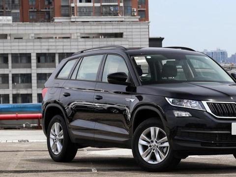 同是德系大厂制造,斯柯达新车上市,2.0T+186马力,5座、7座可选