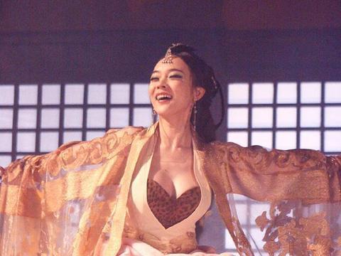 同是妲己:王丽坤被霸屏,范冰冰竟不是最美的,而她就是妲己本人