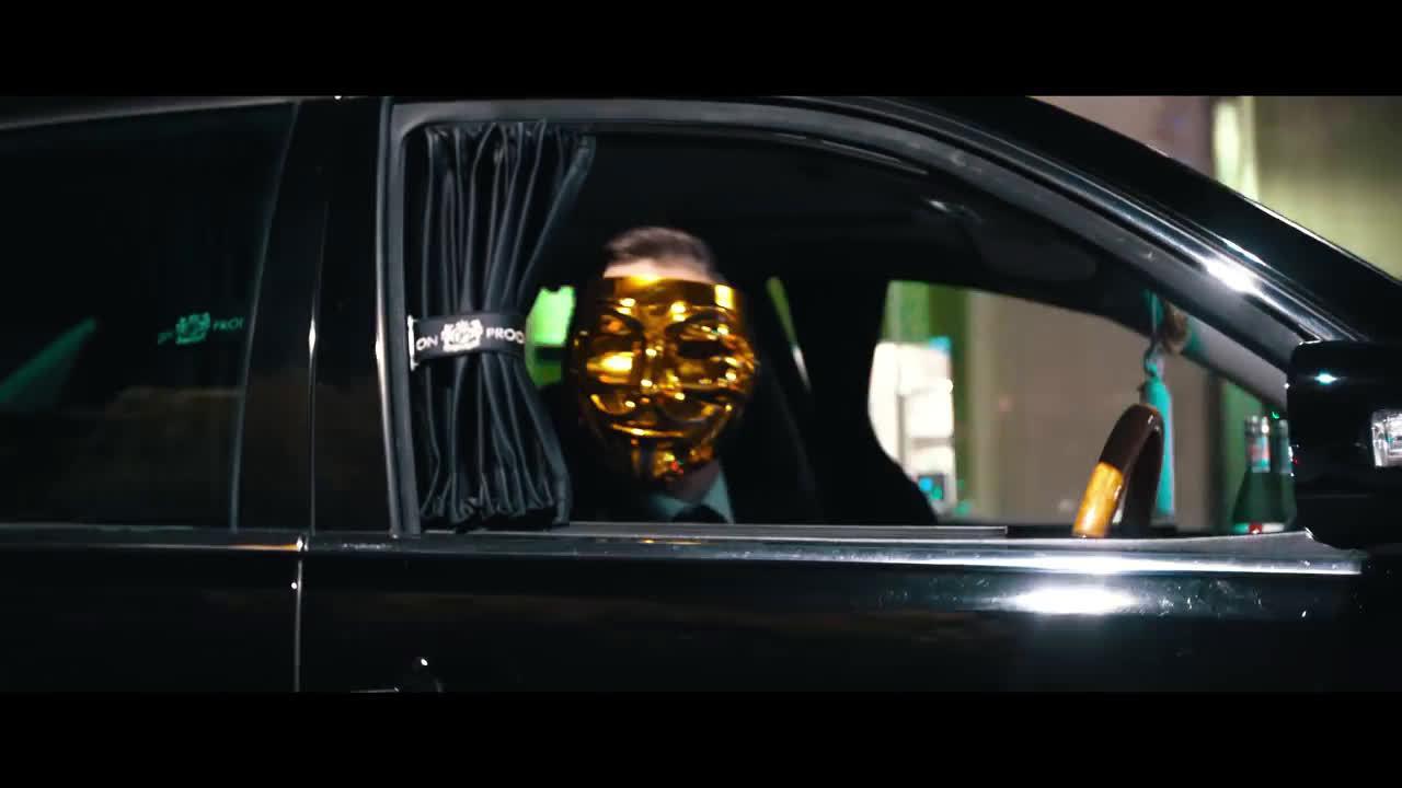 视频:雷克萨斯LS430,来自日本的VIP黑化!