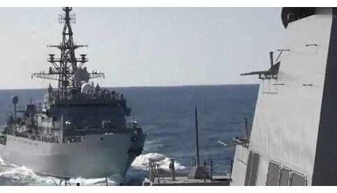 无视国际法,美国海军到处自由航行,为何这一海域却是永远的痛?