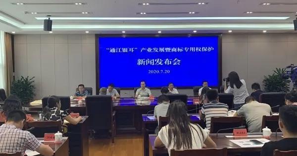 """通江县:查处涉嫌侵犯""""通江银耳""""商标专用权案件8件"""