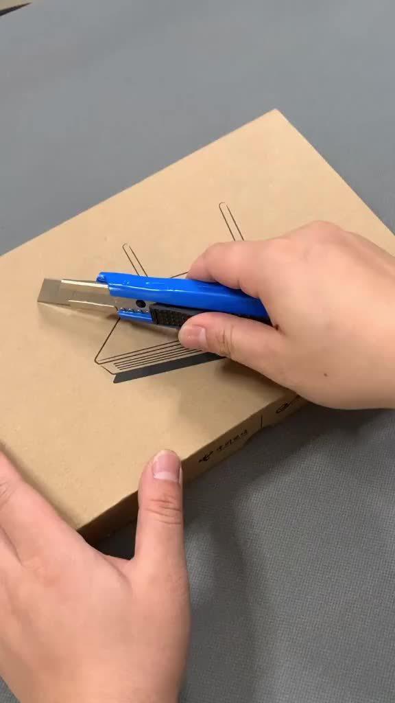 不知道美工刀还可以这么用的。
