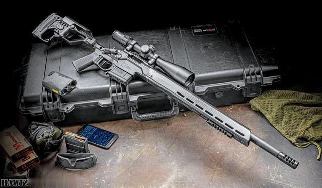 评测:克里斯滕森MPR步枪 碳纤维枪管精度如何?价格无法承受?