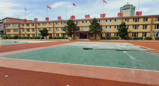 襄阳区重庆街道办事处联合长春市第三十中学开