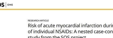 非甾体消炎镇痛药的心血管安全性:需要注意的几种心血管并存疾病