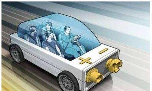 趣味现象:新能源汽车在道路上为什么「时快时慢」?