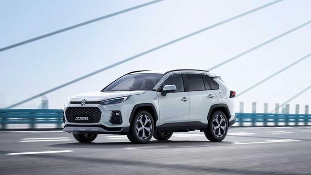 铃木和丰田合作的新款Across将于今年秋天欧洲市场上市