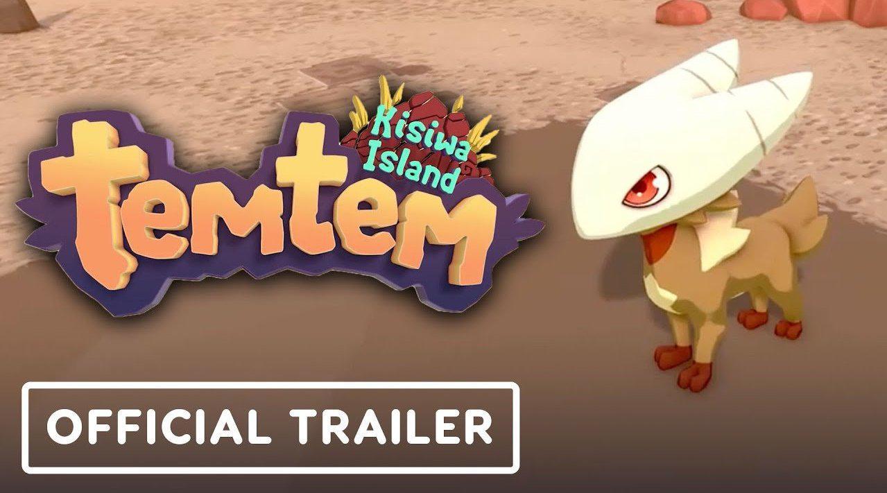 玩法类似宝可梦的《Temtem》今日进行了内容升级