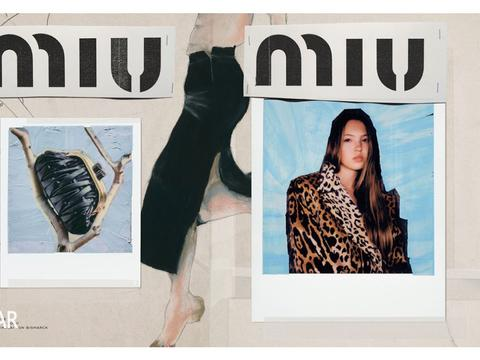Gigi Hadid不当模特客串摄影师,为Miu Miu后台掌镜!