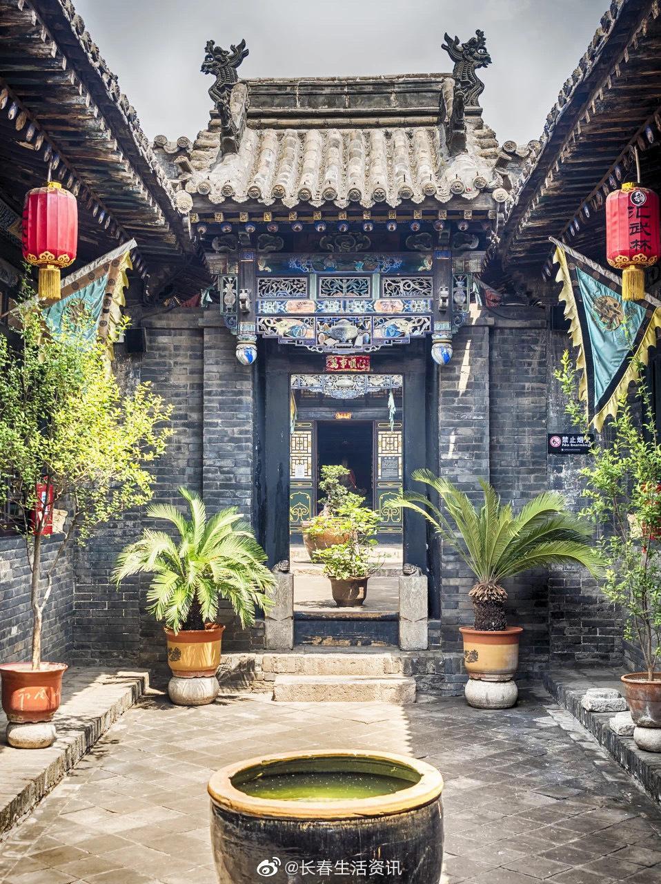 平遥古城 作为晚清中国的金融中心 可以感受到晋商在古城中的无处不在
