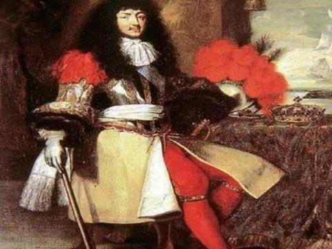 路易十四有多臭?十米开外臭气熏天,为什么他一辈子都不洗澡?