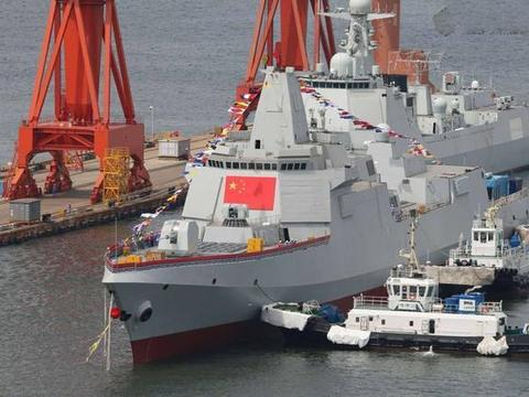 055型驱逐舰战力强悍,如今已下水7艘,至少要造多少艘才够用?