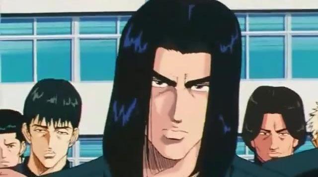男生为什么都喜欢三井寿?四个字:感同身受