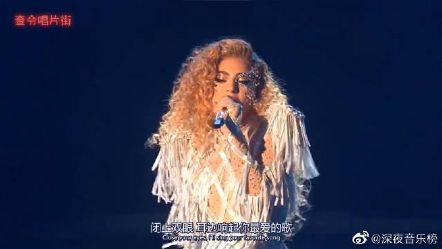 Lady Gaga《The Cure》全美音乐奖 没有不可治愈的伤痛……