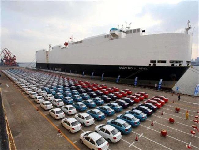 近日,据中国汽车工业协会整理的海关总署公布数据分析……