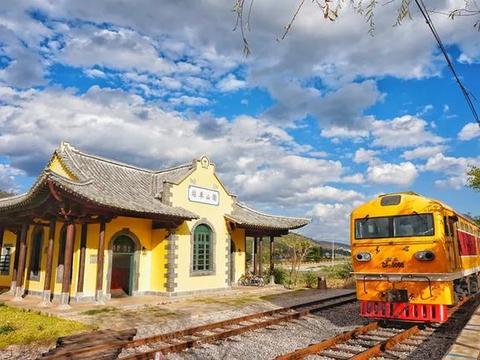 建水古城小火车票价8月份将进行调整