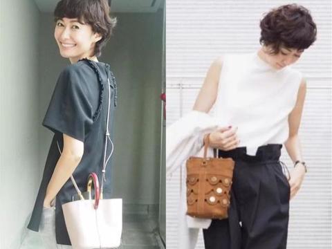 大龄女性别刻意减龄,40岁日本博主教你穿,发挥熟女优势才最美