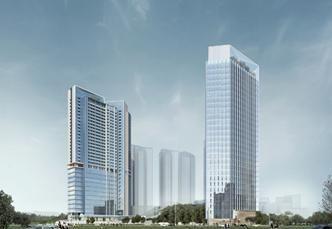 """远洋滨海大厦,助力远洋集团""""建筑·健康""""品牌落地"""