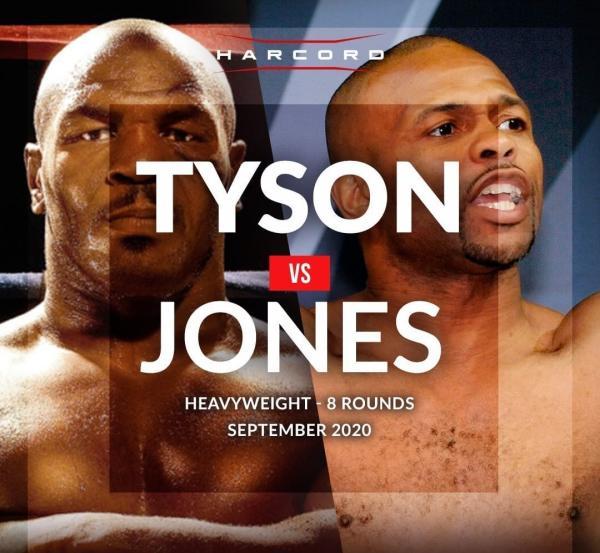 泰森将对阵51岁的罗伊·琼斯。