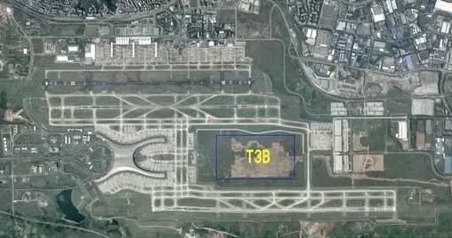 江北机场T3B航站楼、第四跑道又有新进展 T1将改造为公务机航站楼