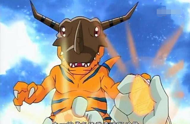 数码宝贝:都是暴龙兽的究极体,为什么胜利暴龙兽能秒杀奥米加兽