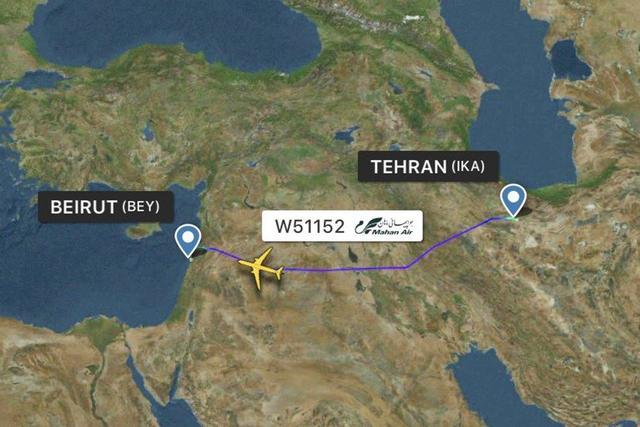 差点儿发生空难!伊朗客机遭美军战机恶意拦截,美国却反咬一口!