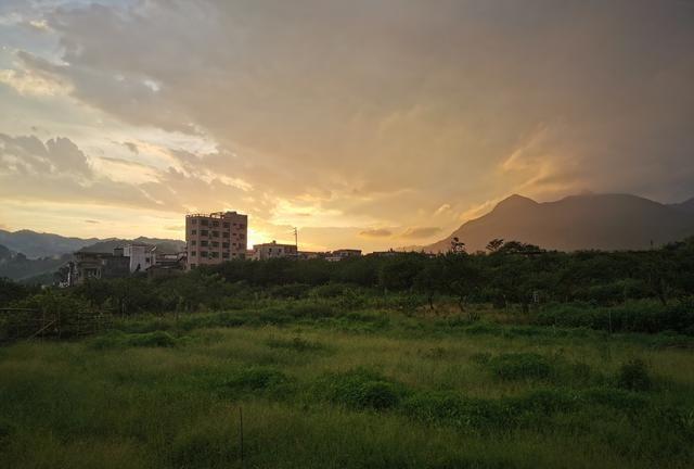 再次探访广州溪头村,不是知名景区却很多人会来,周未要提前订房